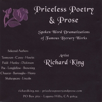 Richard King | Priceless Poetry & Prose, Volume I