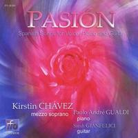 Kirstin Chavez: Pasión