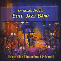 Kit Nelson & Her Elite Jazz Band | Kit Nelson & Her Elite Jazz Band