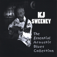 KJ Sweeney | The Essential Acoustic Blues Collection