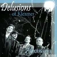 Album Delusions of Klezmer by Seth Kibel
