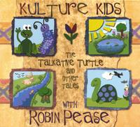 Kulture Kids | The Talkative Turtle & Other Tales (with Robin Pease)