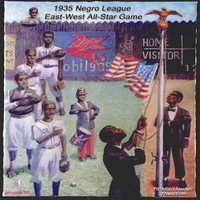 Kyle McNary | 1935 Negro League East-West Game