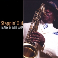 Larry O Williams | Steppin' Out