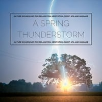 Lars Lentz: A Spring Thunderstorm - Nature Soundscape for Relaxation, Meditation, Sleep, Spa and Massage