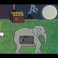 The Last Domino | When Elephants In The Room Dance With Skeletons In The Closet