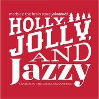 The Laura Caviani Trio | Holly, Jolly and Jazzy