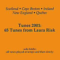 Laura Risk | Tunes 2001: 65 tunes from Laura Risk