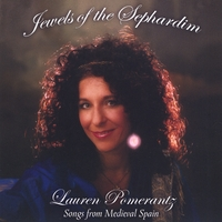LAUREN POMERANTZ: Jewels of the Sephardim