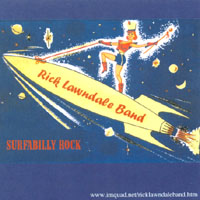 Rick Lawndale Band | Surfabilly Rock