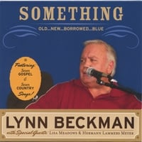 LYNN BECKMAN | SOMETHING Old...New...Borrowed...Blue
