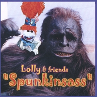 Leslie Carrara-Rudolph & Lolly: Spunkinsass