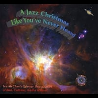 Lee McClure Ensemble | A Jazz Christmas Like You've Never Heard