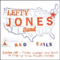 Lefty Jones Band | Red Sails
