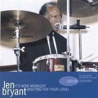 Album It's Now Midnight by Len Bryant