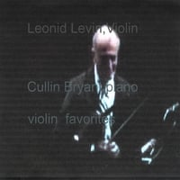 CD Jacket for 'Violin Favorites'
