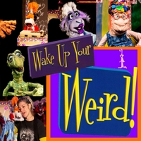 Leslie Carrara-Rudolph: Wake Up Your Weird