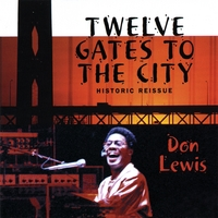 Don Lewis | Twelve Gates to the City