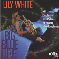 Lily White | Big Blue Line (feat. David Phelps, Chris Dahlgren, Michael Jefry Stevens & Eric Halvorson)