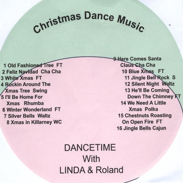 Dancetime With Linda & Roland | Christmas Ballroom Dance