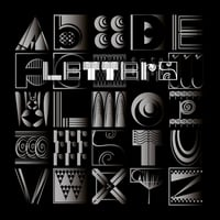Peter Liptak | Letters: Building an Alphabet with Art and Attitude // ABC – The Art and Poetry of the English Alphabet Explained in a Philosophical Verse of Rhythm and Rhyme