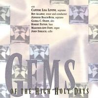 Cantor Lisa Levine | Gems of the High Holy Days