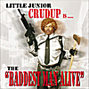 Little Junior Crudup: Baddest Man Alive
