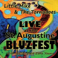 Little Mike & The Tornadoes | Live At the St. Augustine Bluzfest