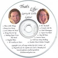 Larry and Leslie Latour | That's Life