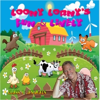 Lorne Shatner | Loony Lorny's Fun & Lively Class 1: Animals