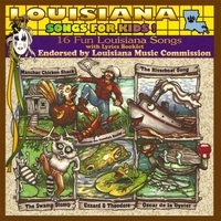 Various Artists | Louisiana Songs for Kids!