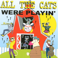 Lulu and the Tomcat | All the Cats Were Playin' (CD)