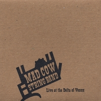 Album cover for Live at the Delta of Venus