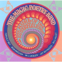 M.L. Liebler and The Magic Poetry Band | The Kurl of the Butterfly's Tongue