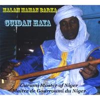 Malam Maman Barka | Guidan Haya | CD Baby Music Store