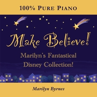 Marilyn Byrnes | Make Believe! Marilyn's Fantastical Disney Collection!