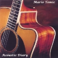 Album Acoustic Diary by Mario Tomic