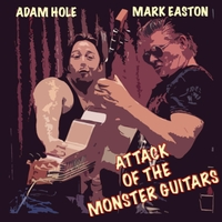 Mark Easton and Adam Hole | Monster Guitars Live