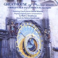 Mark L. Greathouse & Daniel Wiesner | Originals #3 from Prague (Greathouse of Music Presents)