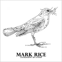 Mark Rice | Topography of a Bird