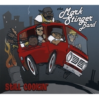 The Mark Stinger Band | Still Cookin'