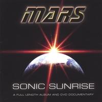 Skivomslag för Sonic Sunrise