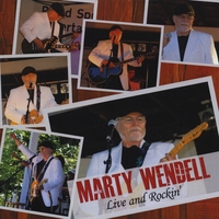 Marty Wendell | Live And Rockin'