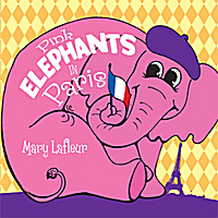 Mary Lafleur | Pink Elephants In Paris