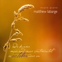 Matthew Labarge | october