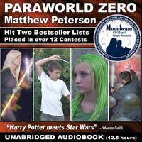 Matthew Peterson | Paraworld Zero (Unabridged Audiobook - 12.5 Hours)