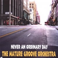The Mature Groove Orchestra | Never An Ordinary Day