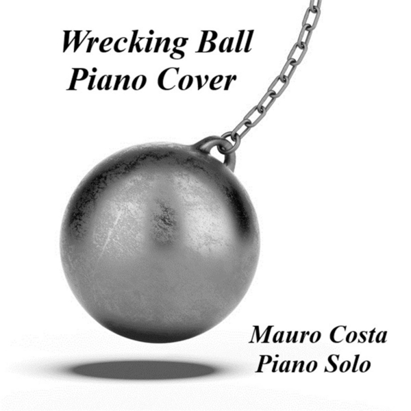 Miley Cyrus Wrecking Ball Christmas Ornament.Mauro Costa Wrecking Ball Cd Baby Music Store