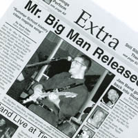 Max Allen and the Jam Band | Mr. Big Man