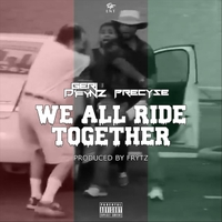 Geri D' Fyniz | We All Ride Together | CD Baby Music Store